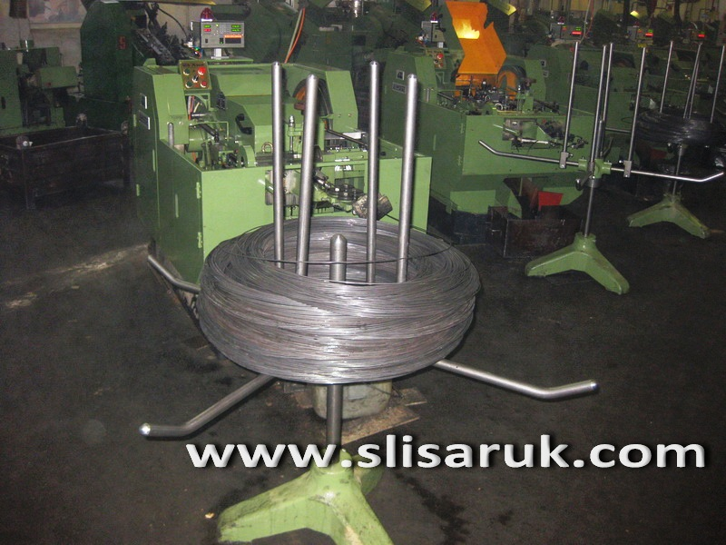 1-Die 2-Blow Heading Machines YH1538, YH1564, YH1576