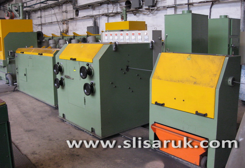 Mechanical Wire Descaling Machine (Bending+Brushing+Lubricant Coating and Drying)