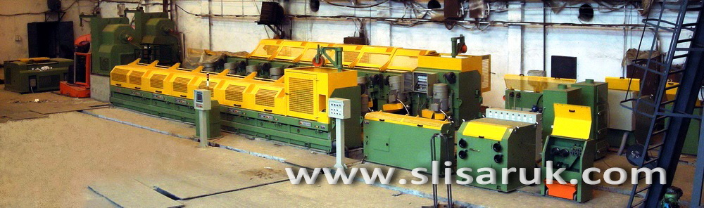 Straight Line Continuous Wire Drawing Machine SCWD-600 (7-Block and 9-Block)