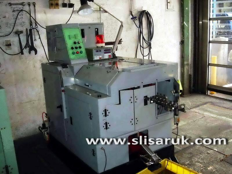 1-Die 2-Blow Heading Machine UI-10E