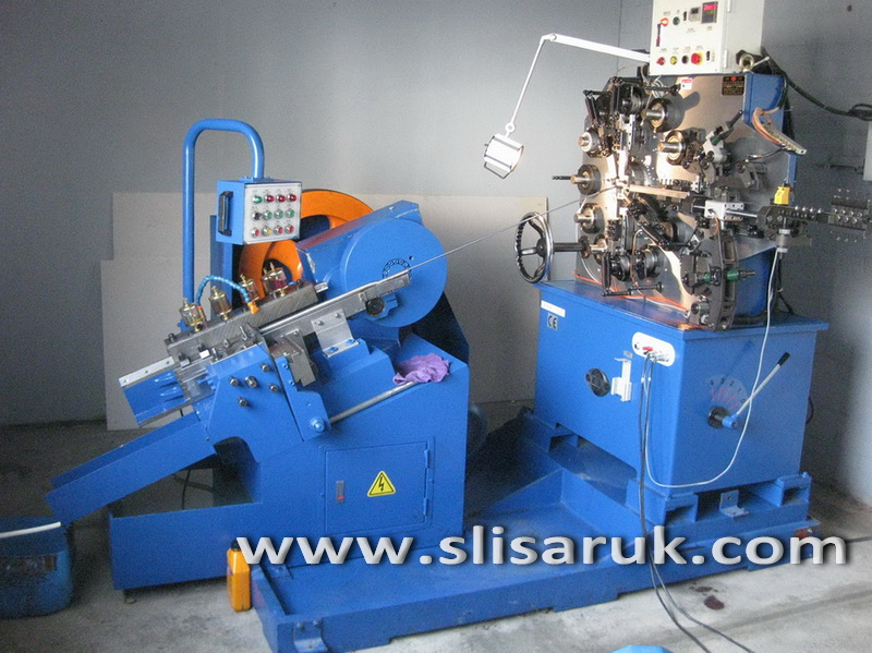 Hook Screw Making Machine