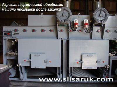 Rear Washing Machine